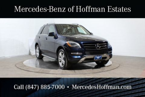 Used Mercedes-Benz M-Class ML350