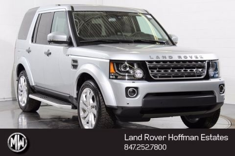 New Land Rover LR4 Silver Edition
