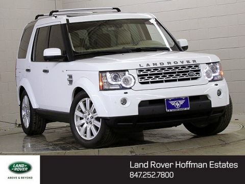 Used Land Rover LR4 HSE LUX