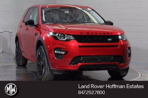 New Land Rover Discovery Sport HSE Dynamic