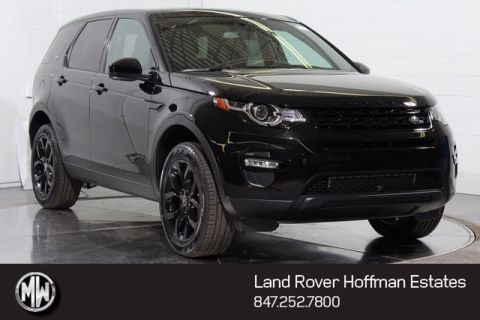 New Land Rover Discovery Sport HSE