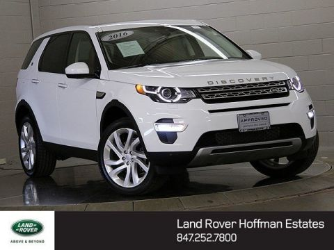 Certified Used Land Rover Discovery Sport HSE Lux