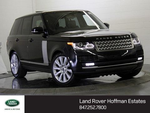 Used Land Rover Range Rover 5.0L V8 Supercharged