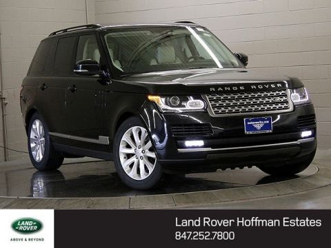 Certified Used Land Rover Range Rover 3.0L V6 Supercharged HSE