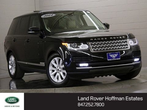 Used Land Rover Range Rover 3.0L V6 Supercharged HSE