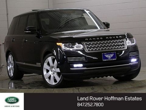 Used Land Rover Range Rover Autobiography