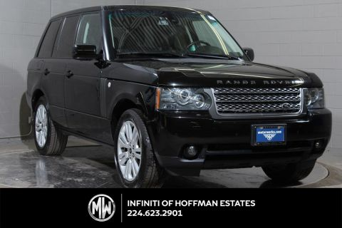 Used Land Rover Range Rover HSE LUX