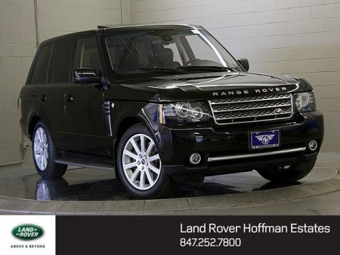 Used Land Rover Range Rover Supercharged