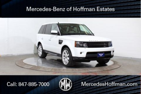 Used Land Rover Range Rover Sport HSE