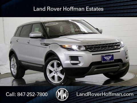 Used Land Rover Range Rover Evoque Pure