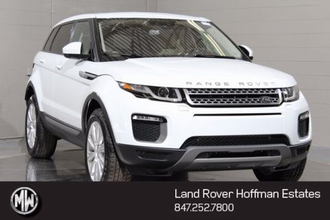New Land Rover Range Rover Evoque SE