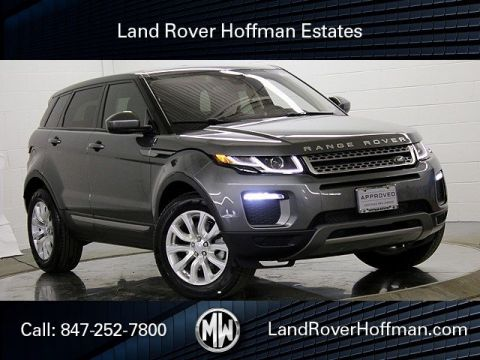 Certified Used Land Rover Range Rover Evoque SE