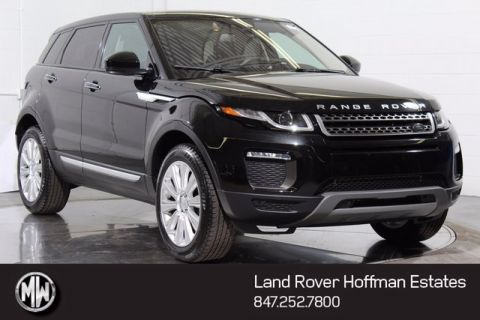 New Land Rover Range Rover Evoque HSE