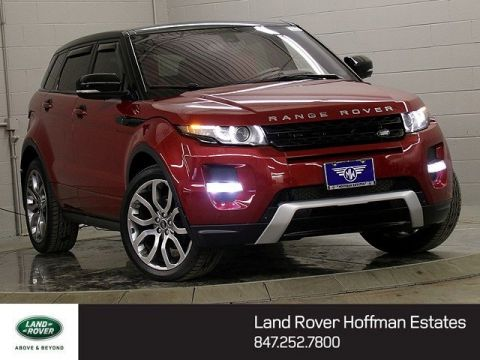 Used Land Rover Range Rover Evoque Dynamic