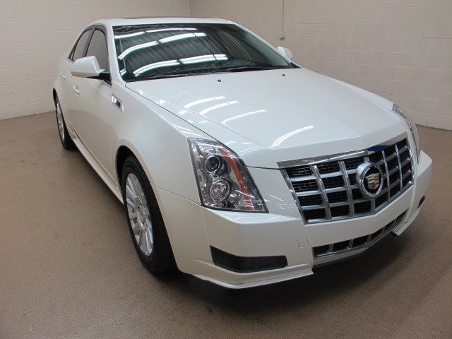 Certified Used Cadillac CTS Sedan 3.0L V6 AWD Standard Collection