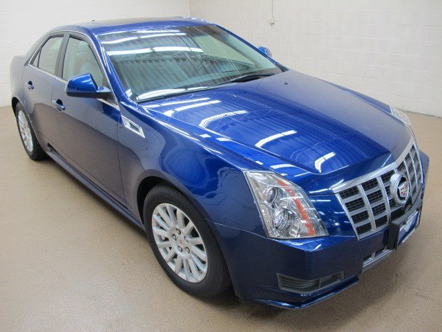 Certified Used Cadillac CTS Sedan 3.0L V6 AWD Luxury Collection
