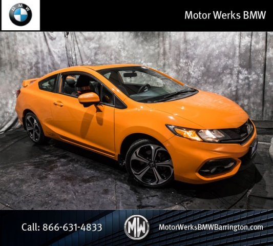 Certified Used Honda Civic Coupe Si