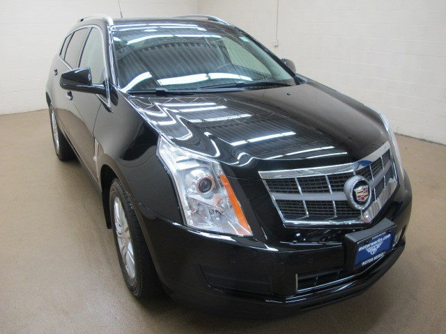 Certified Used Cadillac SRX 3.0L V6 AWD Luxury Collection