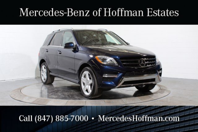 Certified Used Mercedes-Benz M-Class ML250 BlueTEC