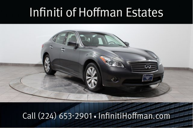 Certified Used Infiniti M37 Premium Package with Navigation and Bose Sound