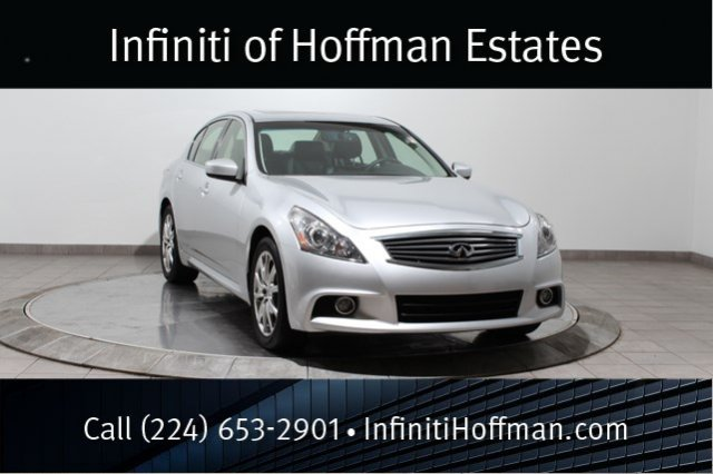 Certified Used Infiniti G37 Sedan AWD, Certified, Sport Package With Navigation