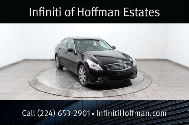 Certified Used Infiniti G37 Sedan x with Sport and Premium Packages