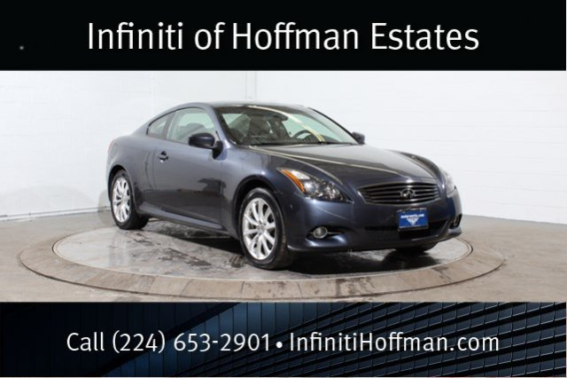 Certified Used Infiniti G37 Coupe Certified, Premium, AWD, Bose