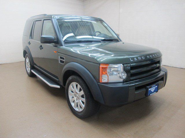 Used Land Rover LR3 SE V8