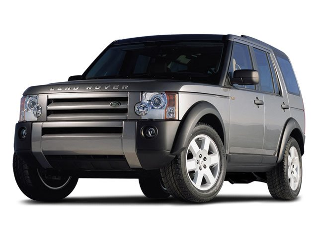 Used Land Rover LR3 SE