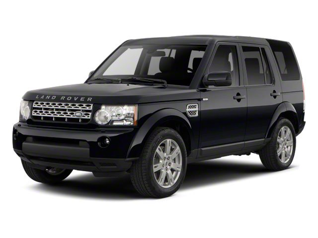 Used Land Rover LR4 HSE
