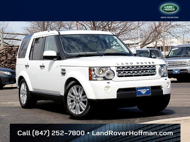 Certified Used Land Rover LR4 HSE