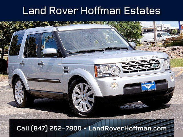 Used Land Rover LR4 HSELUX