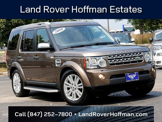 Used Land Rover LR4 LUX