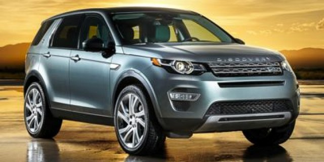 New Land Rover Discovery Sport HSE LUX
