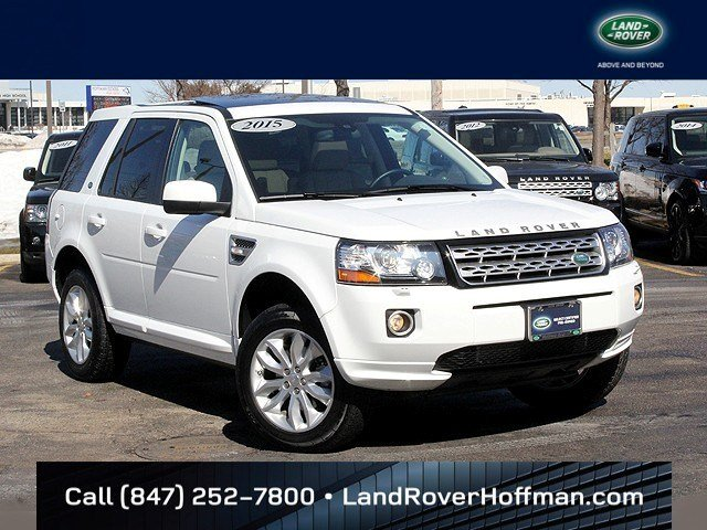 Certified Used Land Rover LR2 AWD Climate Comfort