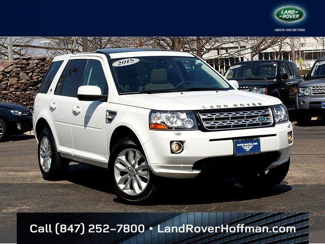 Certified Used Land Rover LR2
