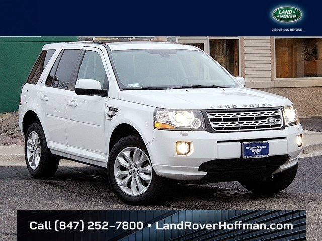 Used Land Rover LR2 HSE Climate Comfort Satellite Radio