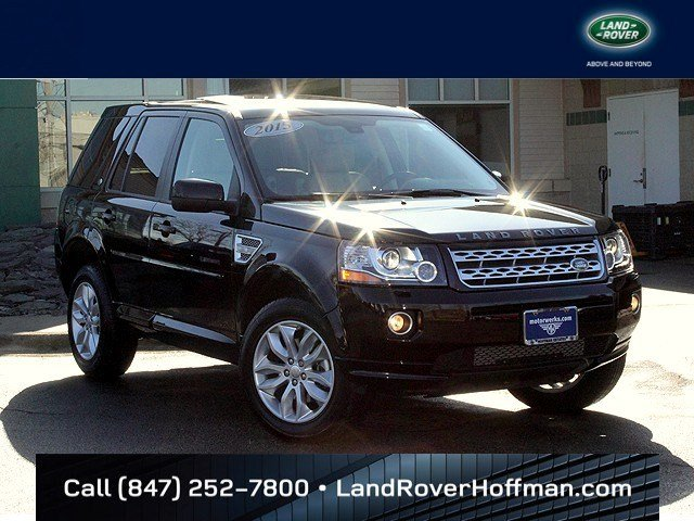 Certified Used Land Rover LR2 Climate Comfort Satellite Radio HSE