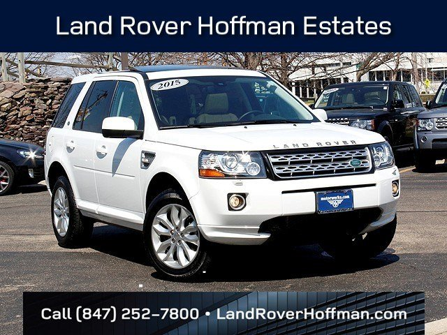 Certified Used Land Rover LR2 HSE