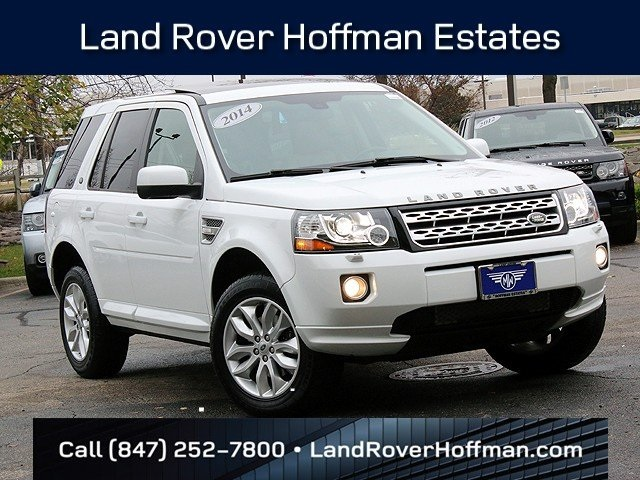 Certified Used Land Rover LR2 Base