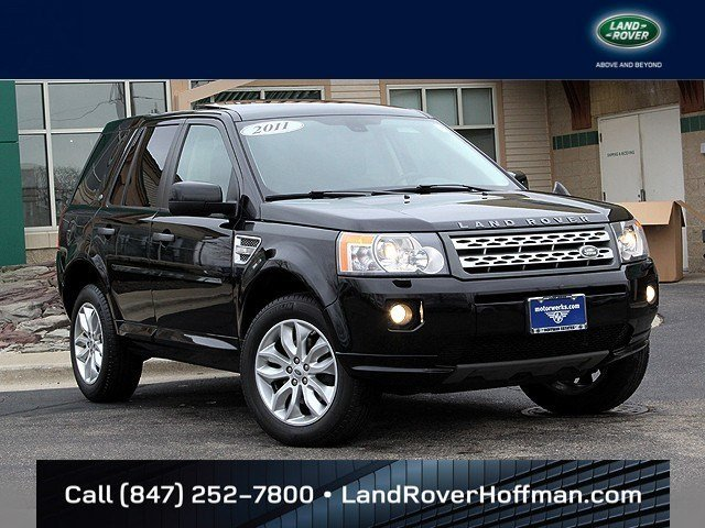 Used Land Rover LR2 HSE