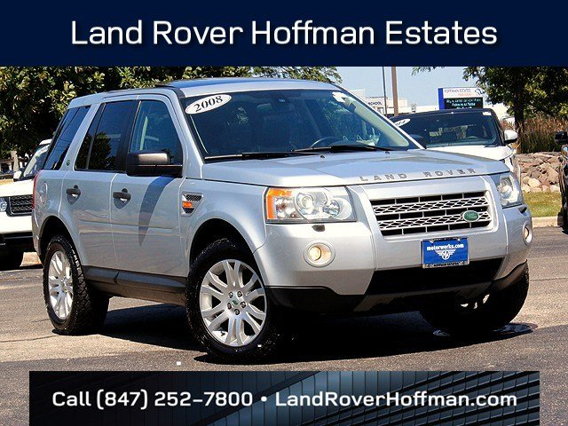 Used Land Rover LR2 SE