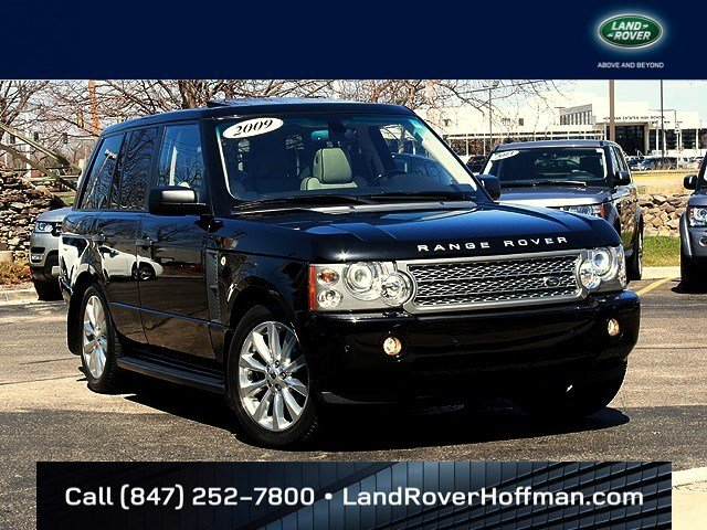 Used Land Rover Range Rover SC
