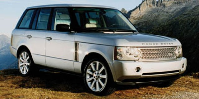 Used Land Rover Range Rover HSE