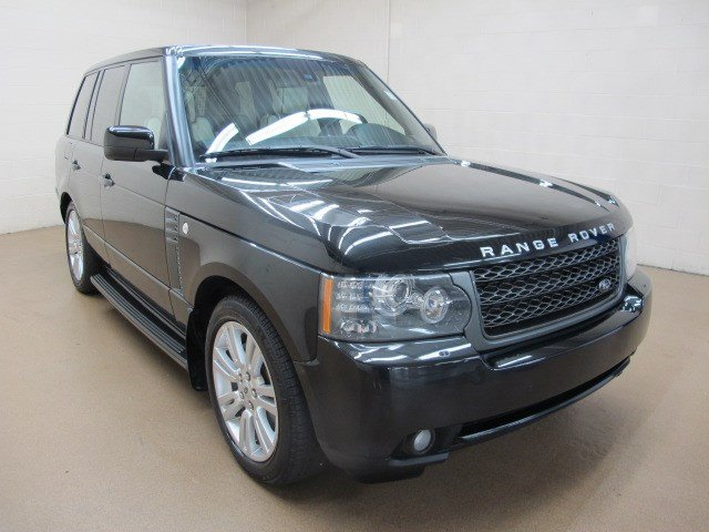 Used Land Rover Range Rover HSE LUX 4WD