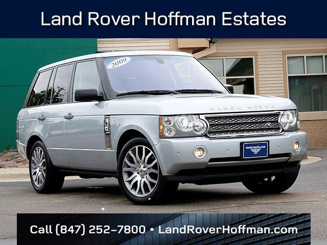 Used Land Rover Range Rover AUTOBIOGRAPHY SC