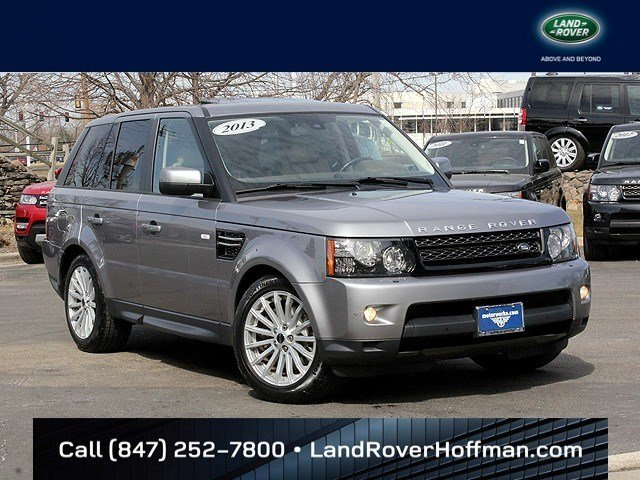 Used Land Rover Range Rover Sport HSE Silver Package