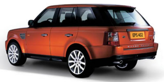 Used Land Rover Range Rover Sport SC