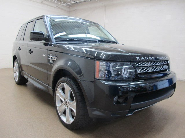Used Land Rover Range Rover Sport Supercharged 4WD