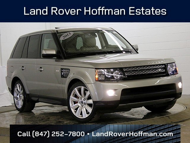 Certified Used Land Rover Range Rover Sport Supercharged